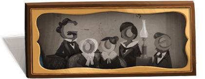 法国发明家、摄影发明者路易·达盖尔 224 周年诞辰