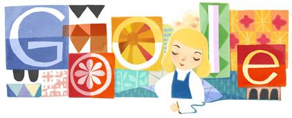 迪斯尼艺术家、爱丽丝梦游仙境动画片色彩设计师 Mary Blair 100 周年诞辰