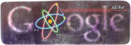 原子结构学说之父,诺贝尔奖获得者尼尔斯·玻尔诞辰127周年