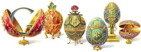 俄国皇室彩蛋珠宝工艺大师 Peter Carl Fabergé 166 周年诞辰