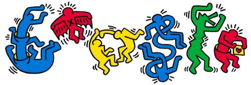 美国涂鸦艺术家 凯斯·哈林 54 周年诞辰  (由凯斯·哈林基金会提供)
