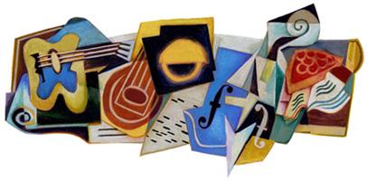 西班牙立体派画家 胡安·格里斯 125 周年诞辰