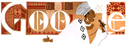 """黑人女歌手,""""非洲妈妈"""" 米尔娅姆·马科巴 81 岁诞辰"""