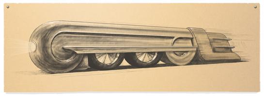 Google Doodle:美国工业设计先锋Raymond Loewy 120岁诞辰